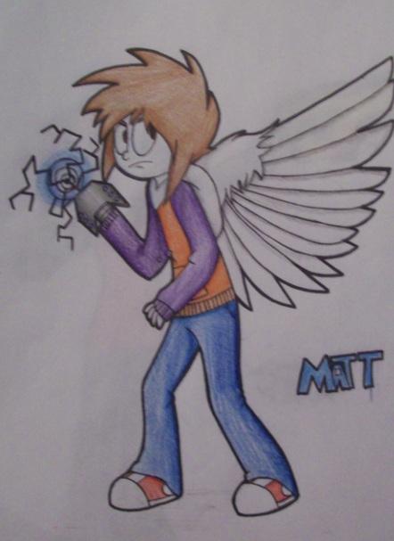 Matt 8D by Comickit