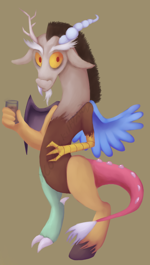 Discord by Comickit