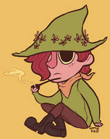 Snufkin by Comickit