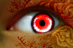 Eyes of Rajainon by Shaded-Dream