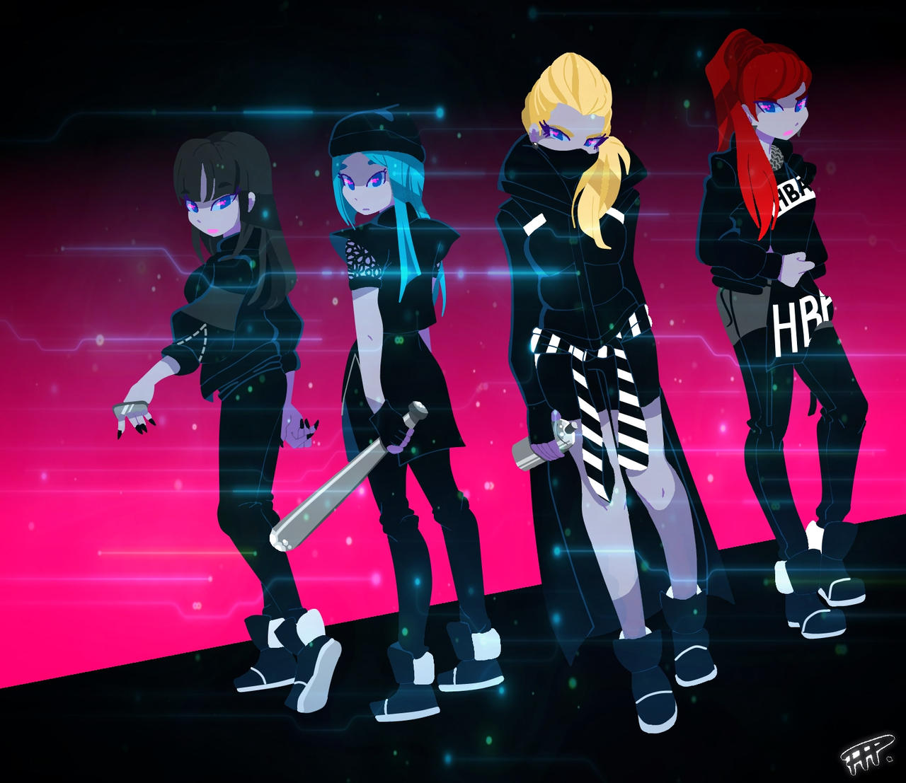 Come back home by pulimcartoon on deviantart - 2ne1 come back home wallpaper ...