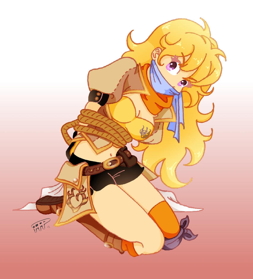 Yang Xiao Long Wallpaper: Yang Xiao Long By Pulimcartoon On DeviantArt