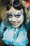 Cheshire Cat Cospaly by BrunaCarolinaMelo