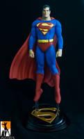 AlexRoss superman Painted