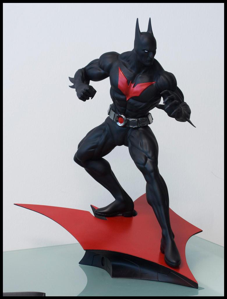 BatmanBeyond painted prototype by AYsculpture