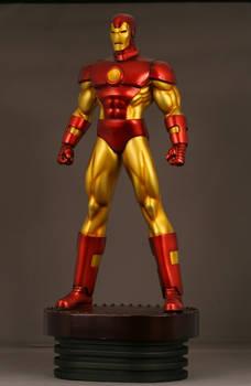 Bowen Designs Neo Classic Iron Man 01