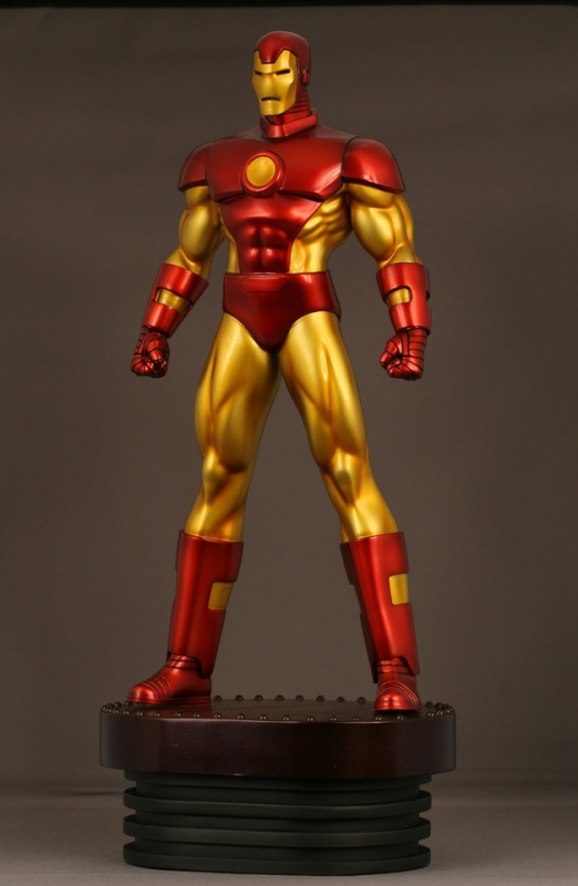Bowen Designs Neo Classic Iron Man 01 by AYsculpture