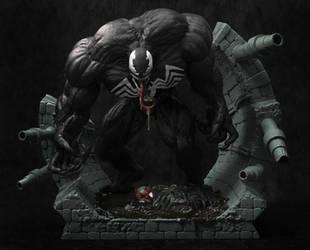 Venom! by AYsculpture