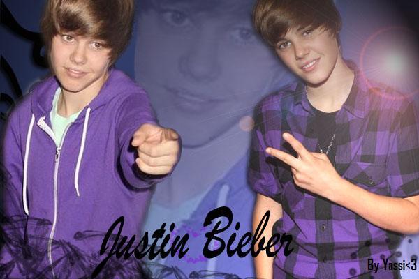 Justin Bieber x3 by YassiBieberx3