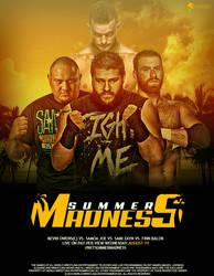 WWE NXT Fantasy PPV Poster by irmiya