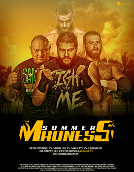 WWE NXT Fantasy PPV Poster