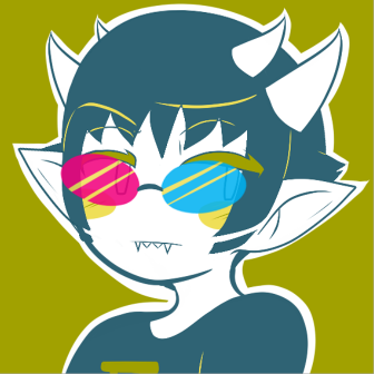 Sollux Personal Icon by c4stl3