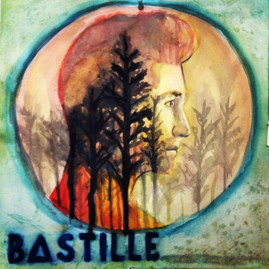 pompeii bastille album artwork