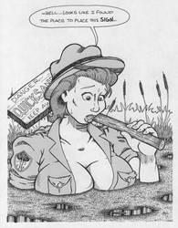 Ranger Danger (PG 13)