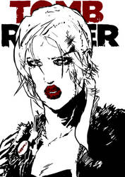 Tomb Raider by Yopacaine