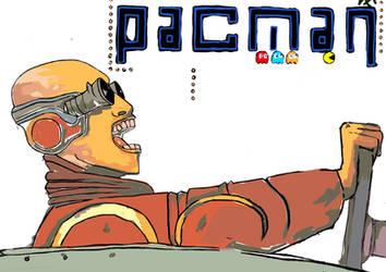 Pac-Maniac update 2 by Yopacaine