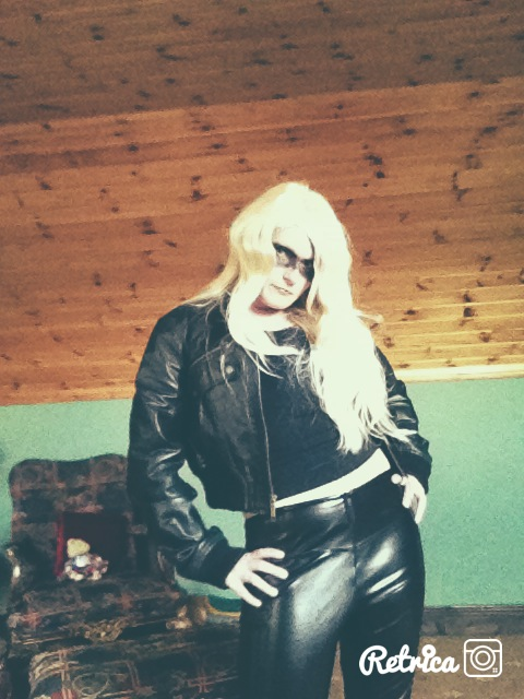 Black Canary6 by DBZprincess