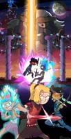 Final Battle Concept Poster