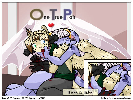 Abel Mink is the OTP by Inugami69