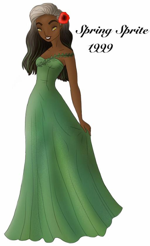 sprite chibi dress - photo #4