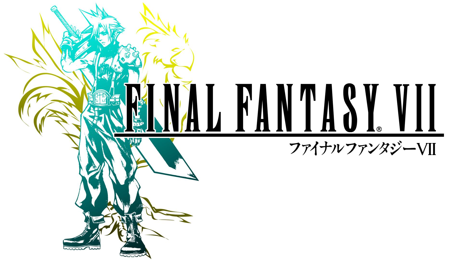 final fantasy vii logo by ymcloud on deviantart