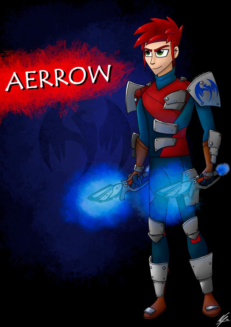 Aerrow by lalala508