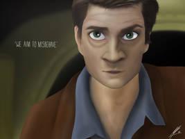Captain Malcolm Reynolds by jourple