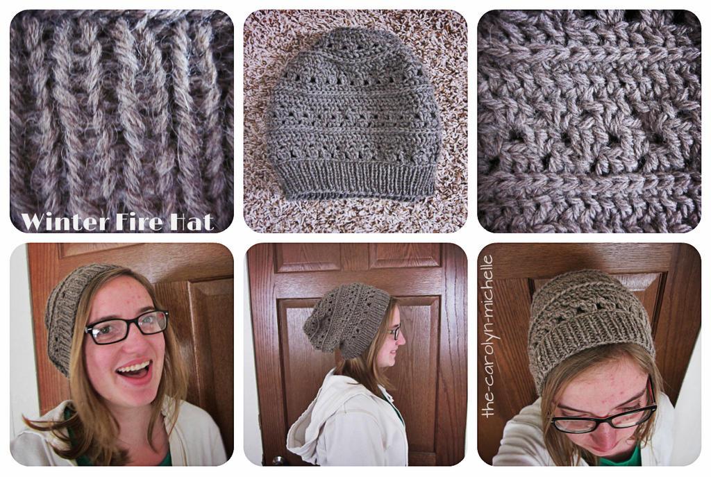 Winter Fire Hat by the-carolyn-michelle