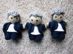 12th Doctor Mini Amigurumi