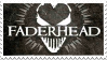 Faderhead stamp by Mirahvi