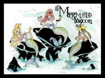 Mermaid Lagoon by Batcroz