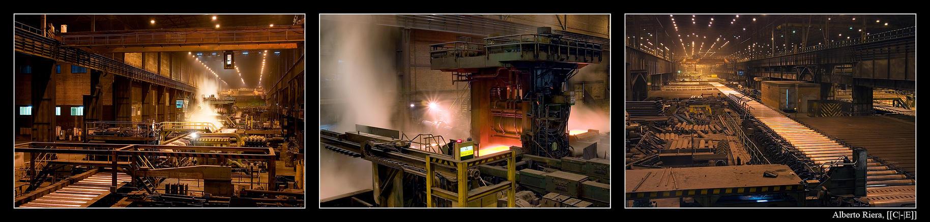 Rolling mill. by IICI-IEII