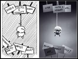 Sadness. by IICI-IEII