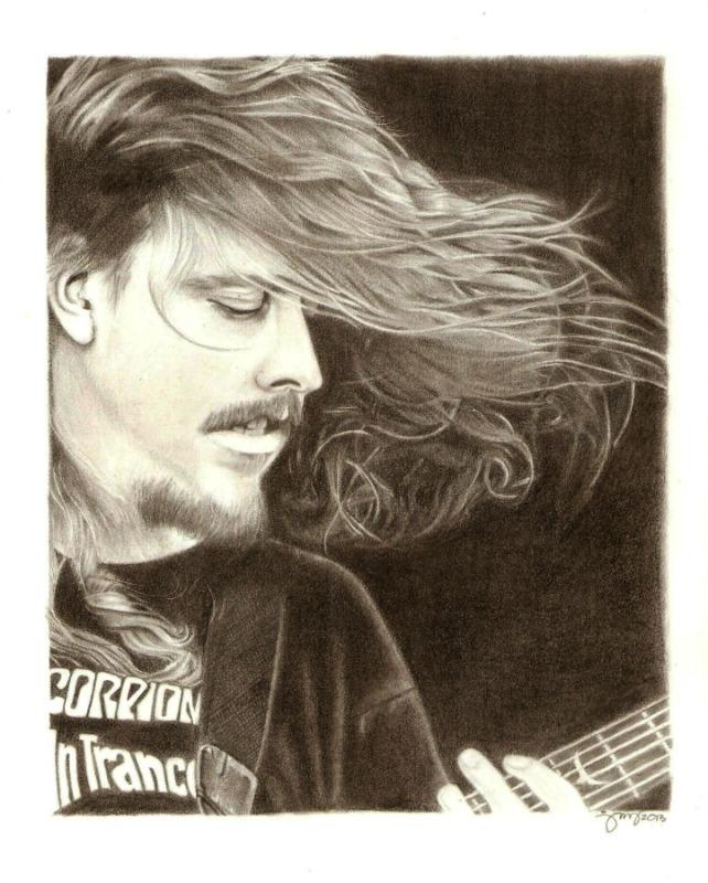Mikael Akerfeldt by alex-jville