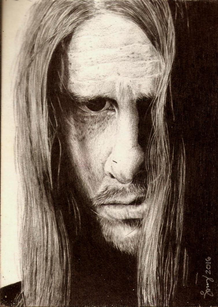 AXE of Opeth (in biro) by alex-jville
