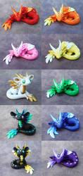 Dragons by alicorn-luna