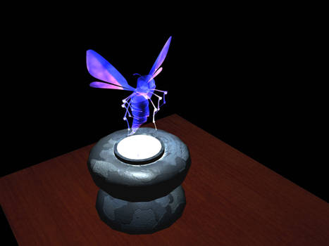 Holographic Bee