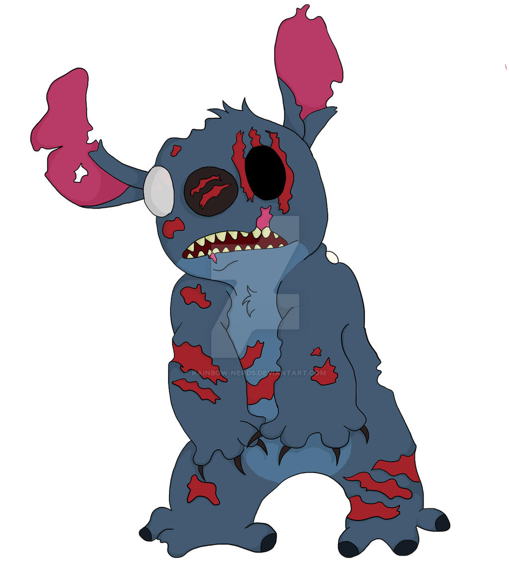 Zombie Stitch Orion Gambar