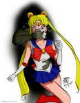 Sailor Moon chloroformed III