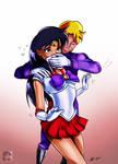 Sailor Mars Chloroformed