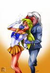 Sailor Venus Chloroformed