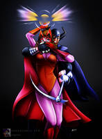 Scarlet Witch Chloroformed - from 2012 by sleepy-comics