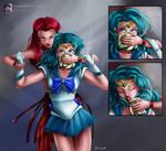 Sailor Neptune Chloroformed