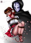 Commission - Vampire Princess Miyu Bondage
