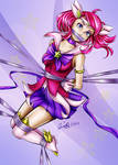 Star Guardian Lux Tied Up
