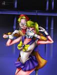Sailor Uranus Chloroformed