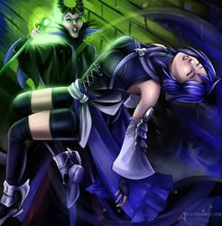 Kingdom Hearts - Aqua Captured