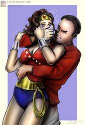 Wonder Girl - The Feminum Mystique