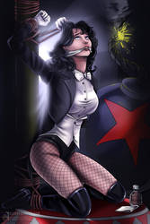 Zatanna - Bomb Peril