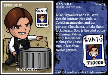 LSW04 - Han Solo by Gundamjack